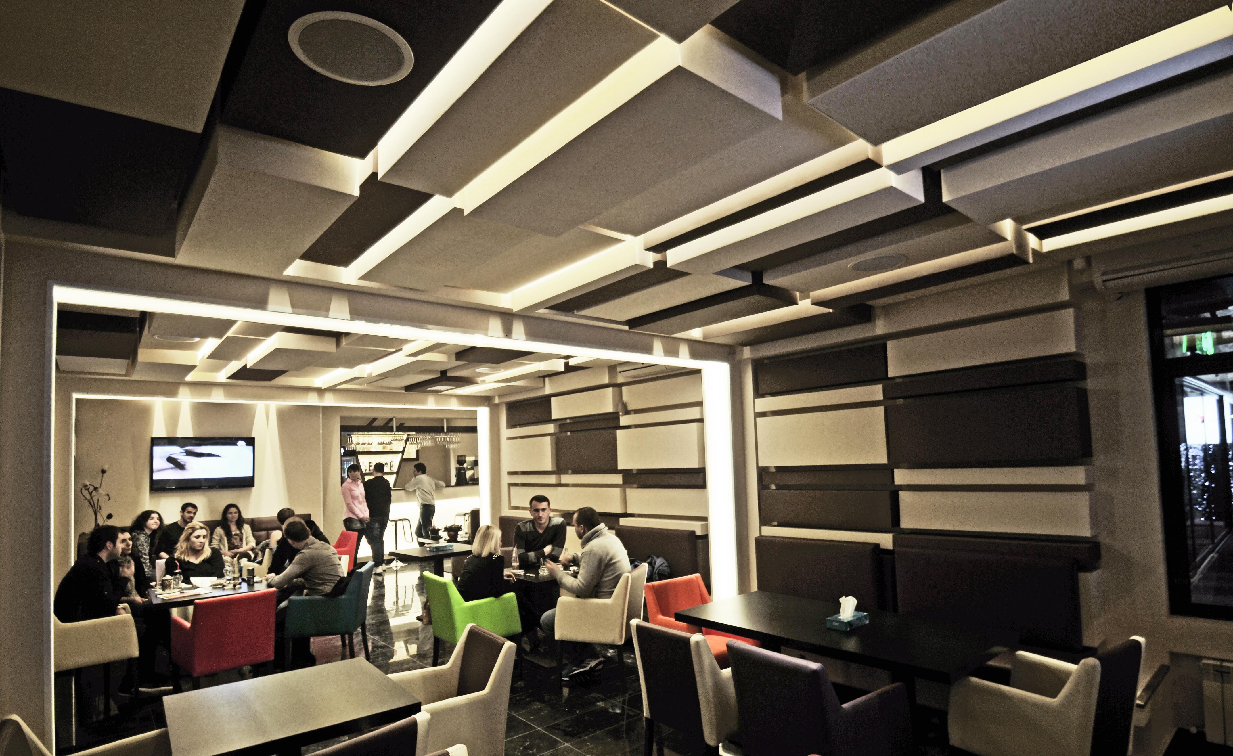 Amenajare cafenea Shine - Mioveni SENSIO - Poza 2
