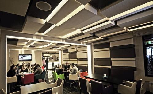 Lucrari, proiecte Amenajare cafenea Shine - Mioveni SENSIO - Poza 2