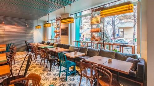 Lucrari, proiecte Mobilier pentru restaurant - La Farine SENSIO - Poza 2