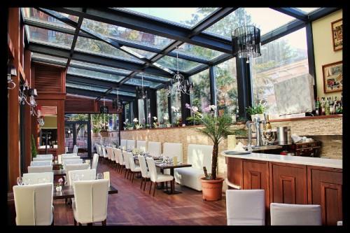 Lucrari, proiecte Mobilier pentru restaurant - ARTrattoria Buzau SENSIO - Poza 1