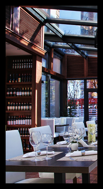 Mobilier pentru restaurant - ARTrattoria Buzau SENSIO - Poza 2