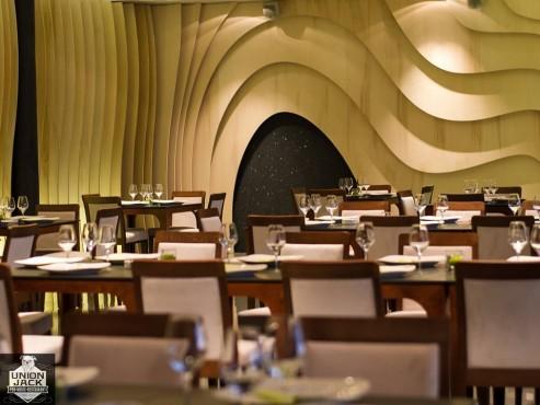Lucrari, proiecte Restaurant Flow Galati, scaune si mese profesionale pentru spatii publice by SENSIO SENSIO - Poza 1