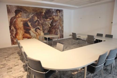 Lucrari de referinta Mobilier sali de conferinta - Centrul Ideo Iasi SENSIO - Poza 40