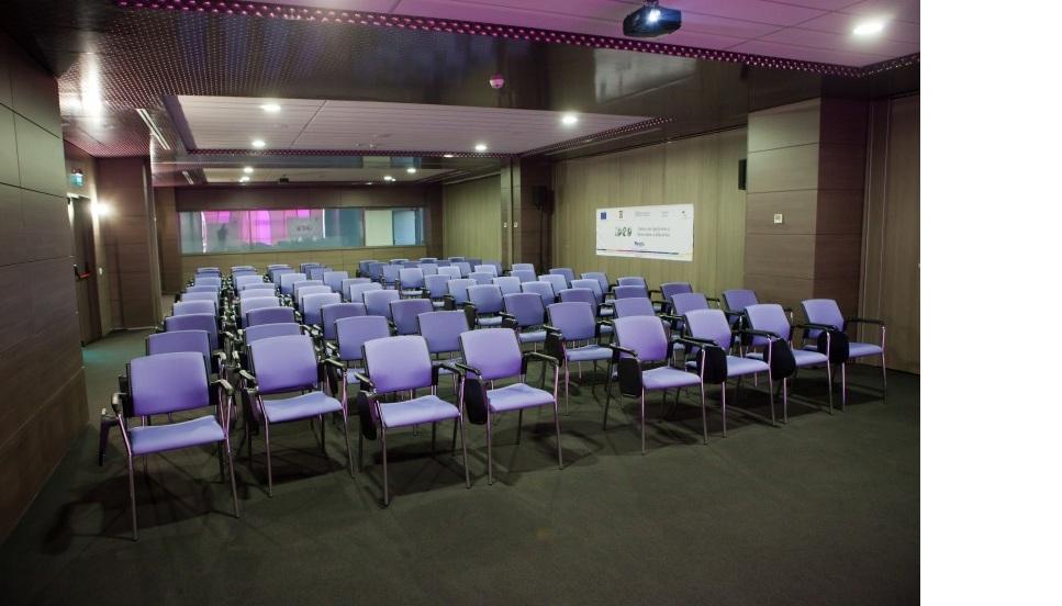 Mobilier sali de conferinta - Centrul Ideo Iasi SENSIO - Poza 43