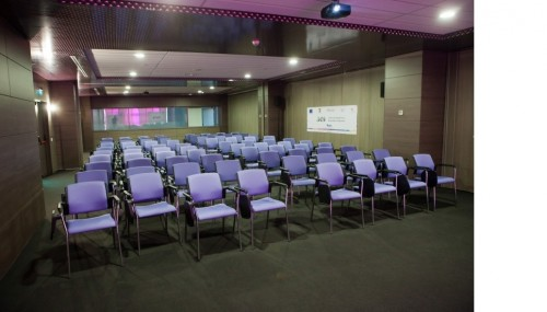 Lucrari de referinta Mobilier sali de conferinta - Centrul Ideo Iasi SENSIO - Poza 43