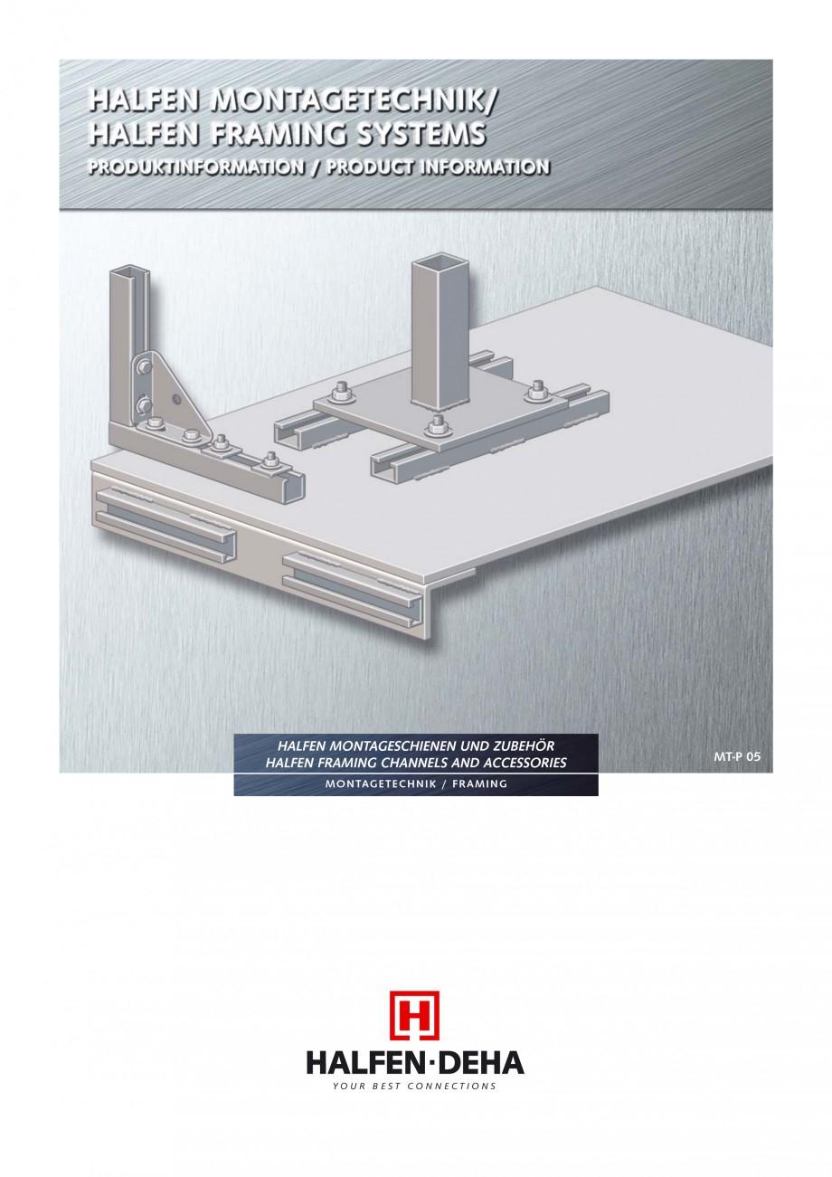 fisa tehnica suporturi si accesorii pentru industrie halfen sisteme de prindere eu ro tiles. Black Bedroom Furniture Sets. Home Design Ideas