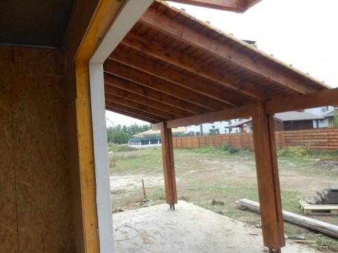 Lucrari de referinta Structuri - case in constructie, constructii din lemn Compart srl - Poza 13
