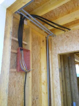 Lucrari de referinta Structuri - case in constructie, constructii din lemn Compart srl - Poza 11