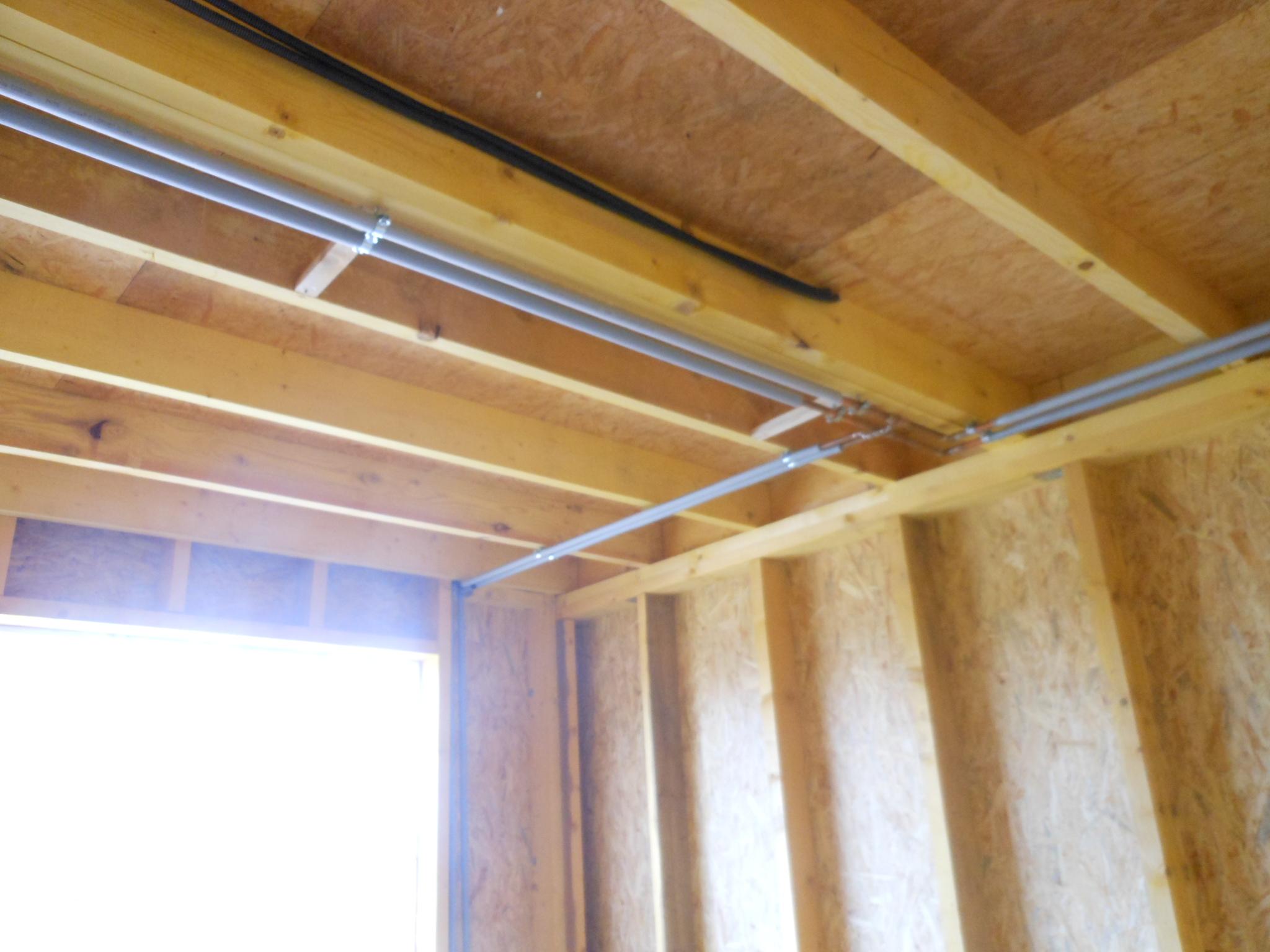 Structuri - case in constructie, constructii din lemn Compart srl - Poza 14