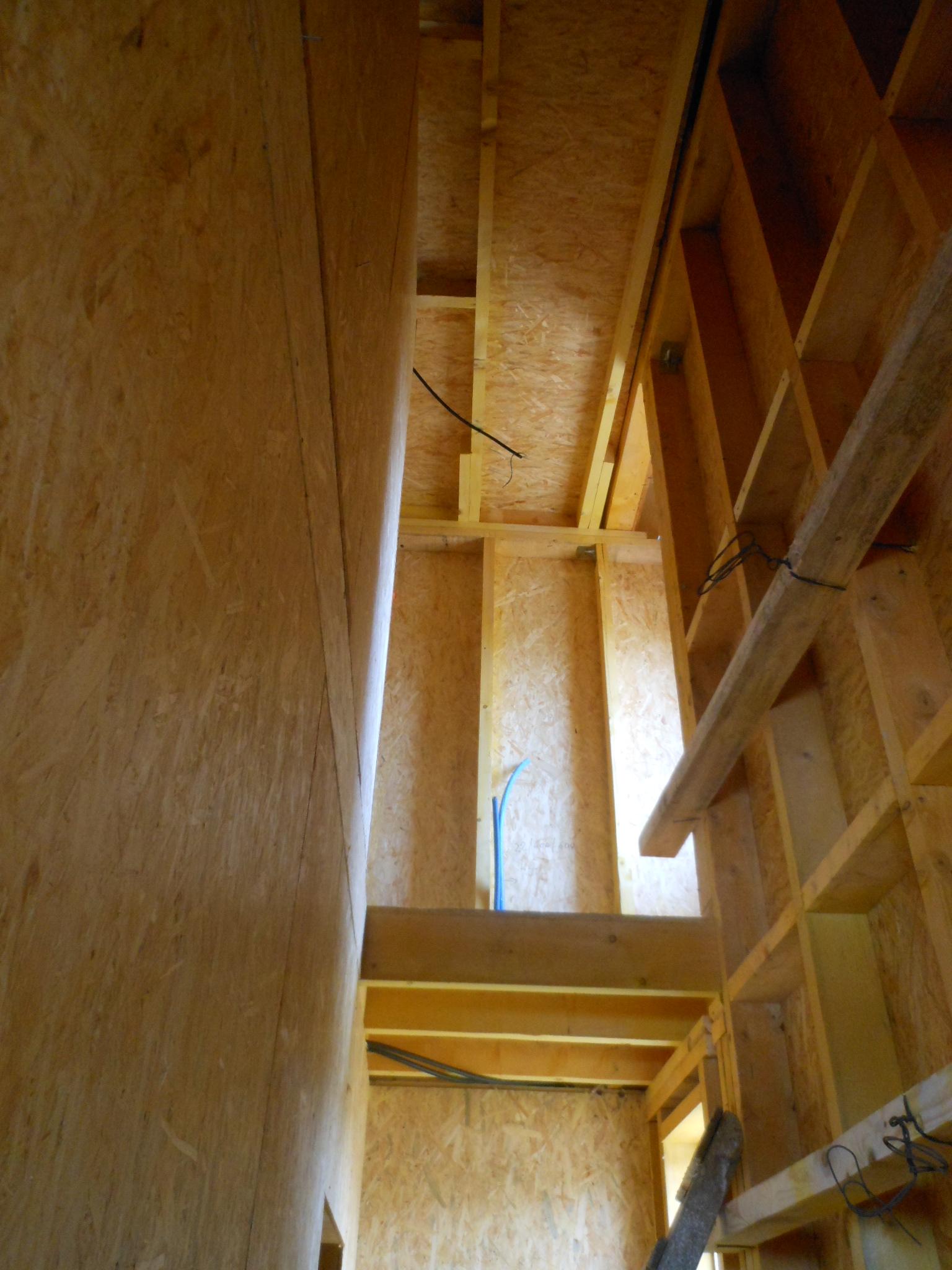 Structuri - case in constructie, constructii din lemn Compart srl - Poza 12