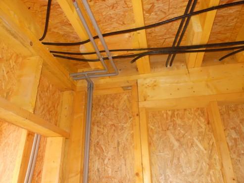 Lucrari de referinta Structuri - case in constructie, constructii din lemn Compart srl - Poza 20