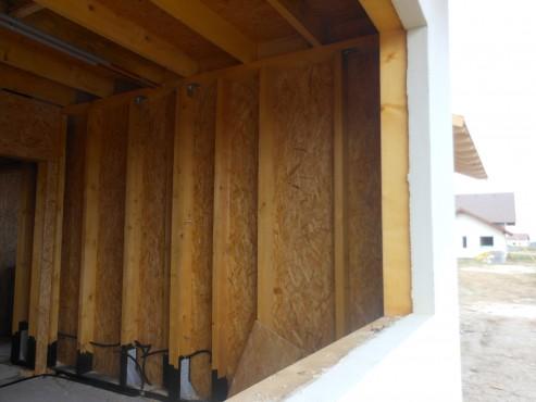 Lucrari de referinta Structuri - case in constructie, constructii din lemn Compart srl - Poza 18