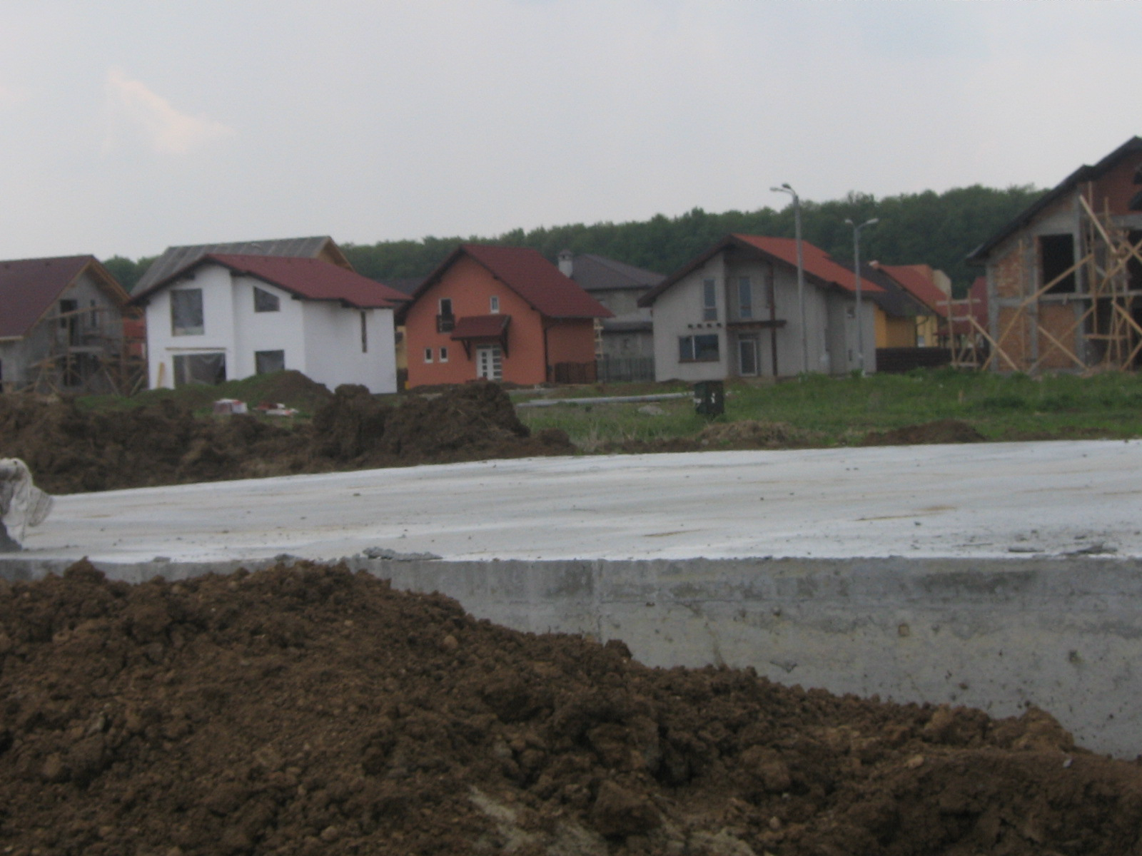 Structuri - case in constructie, constructii din lemn Compart srl - Poza 33