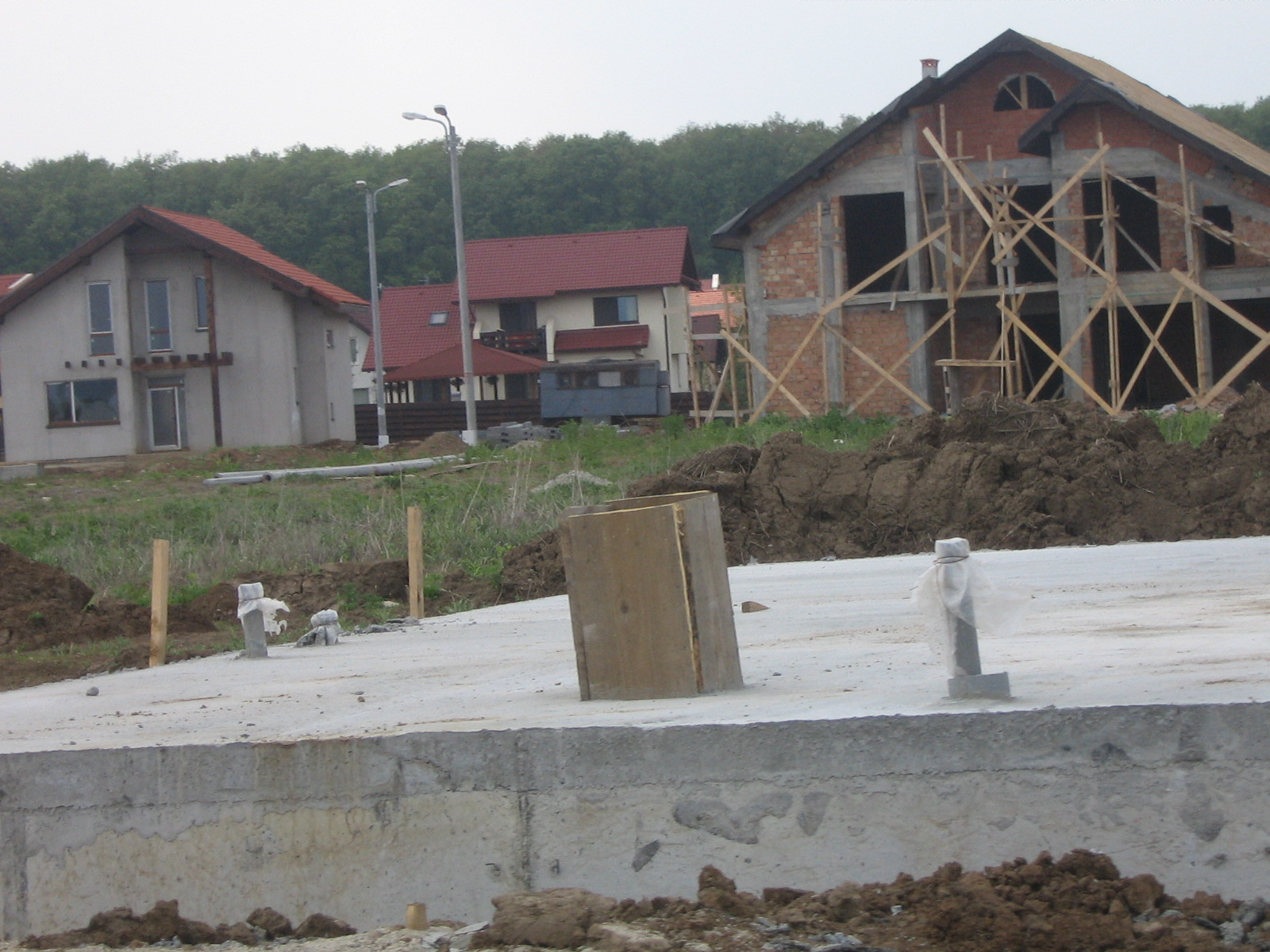 Structuri - case in constructie, constructii din lemn Compart srl - Poza 34