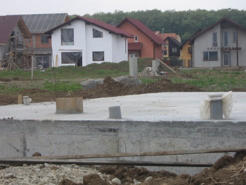 Lucrari de referinta Structuri - case in constructie, constructii din lemn Compart srl - Poza 35