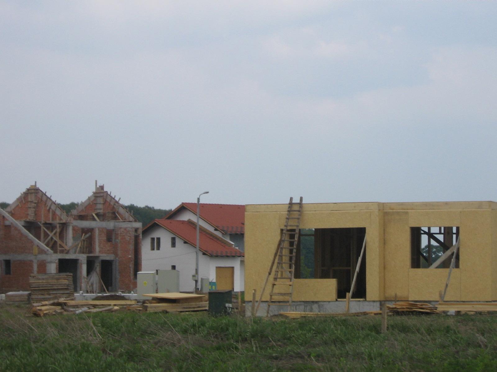 Structuri - case in constructie, constructii din lemn Compart srl - Poza 37