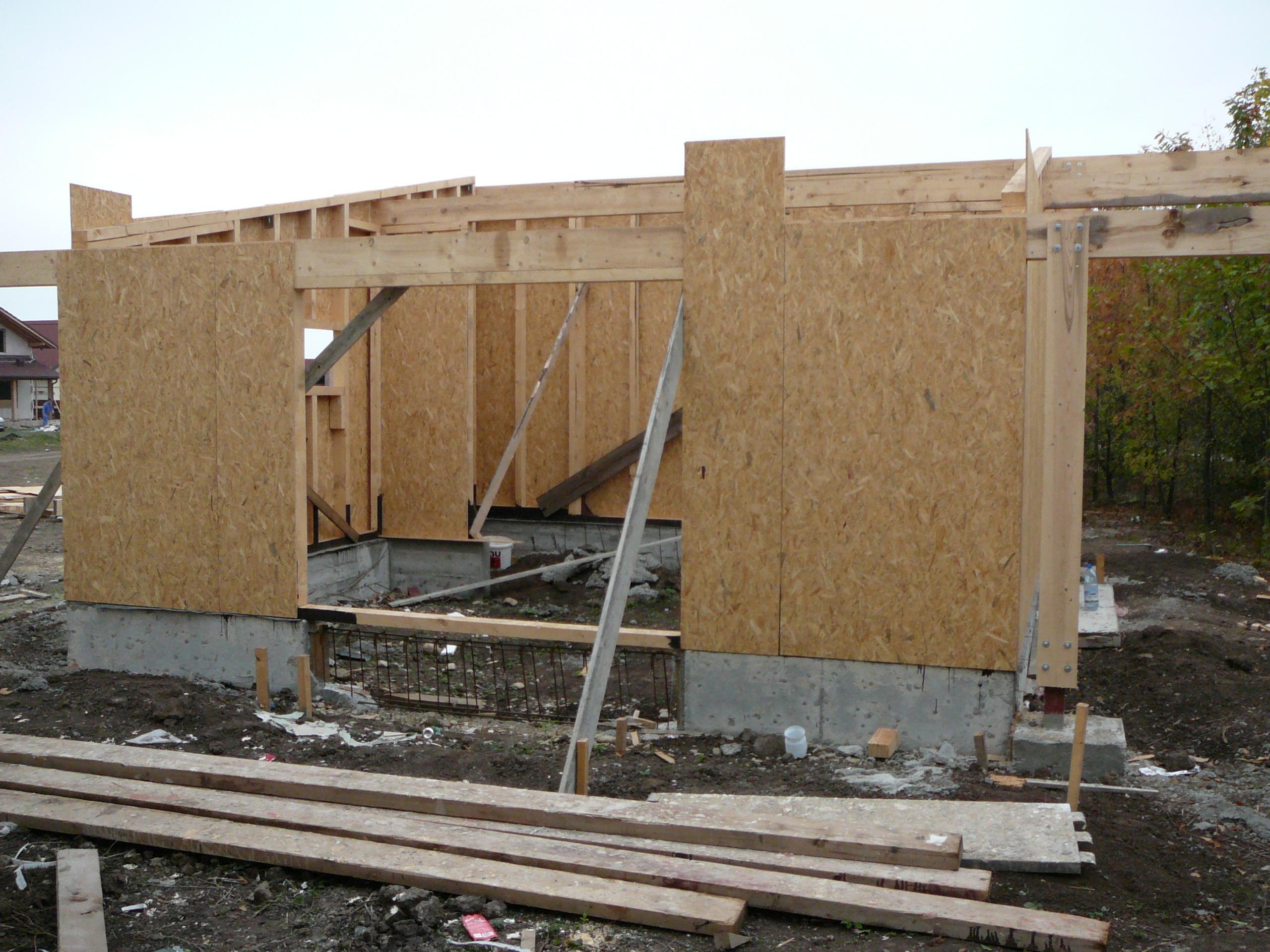 Structuri - case in constructie, constructii din lemn Compart srl - Poza 39