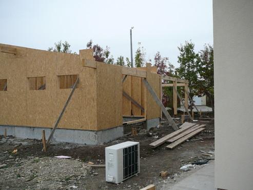 Lucrari de referinta Structuri - case in constructie, constructii din lemn Compart srl - Poza 41