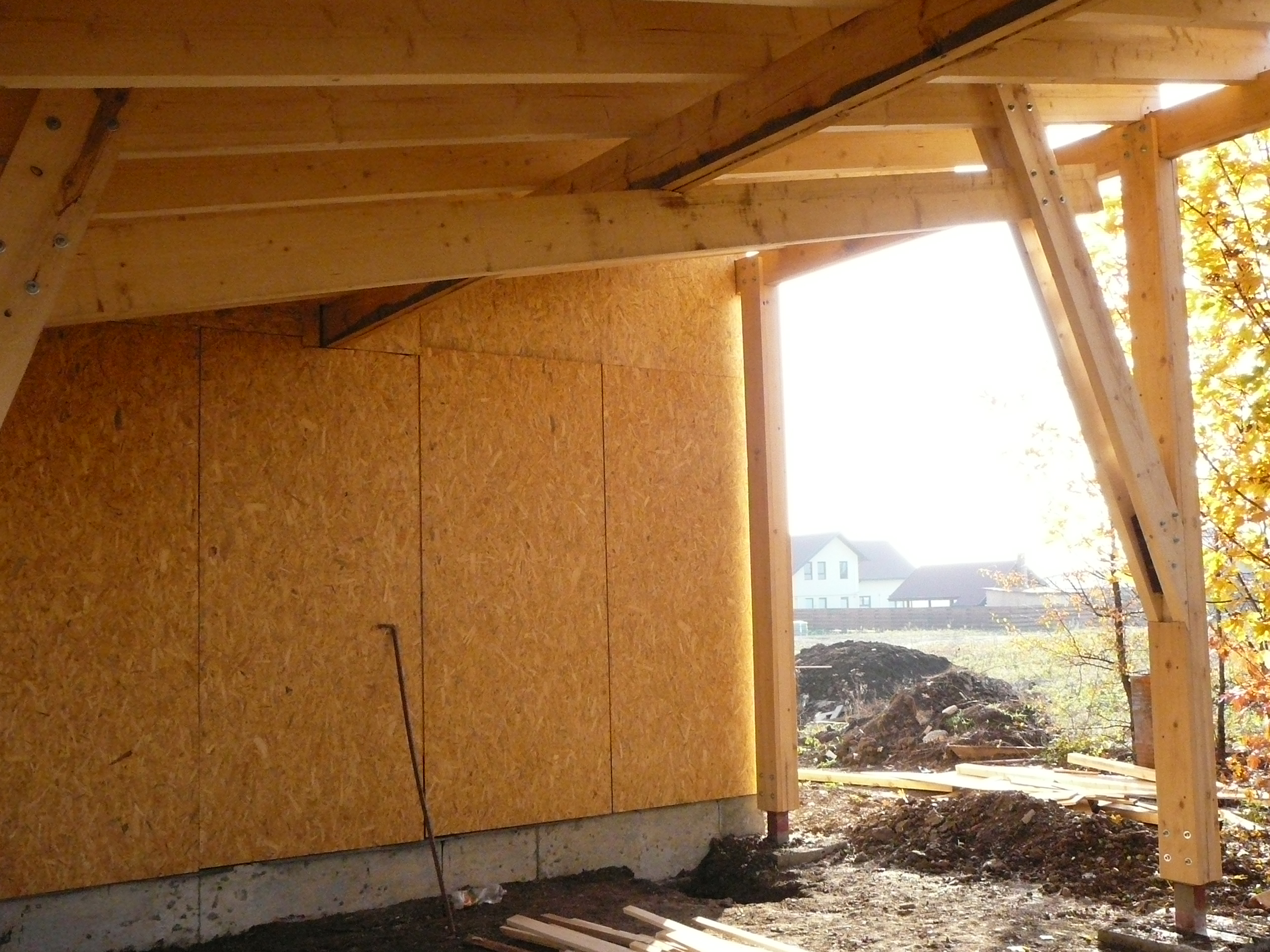 Structuri - case in constructie, constructii din lemn Compart srl - Poza 45