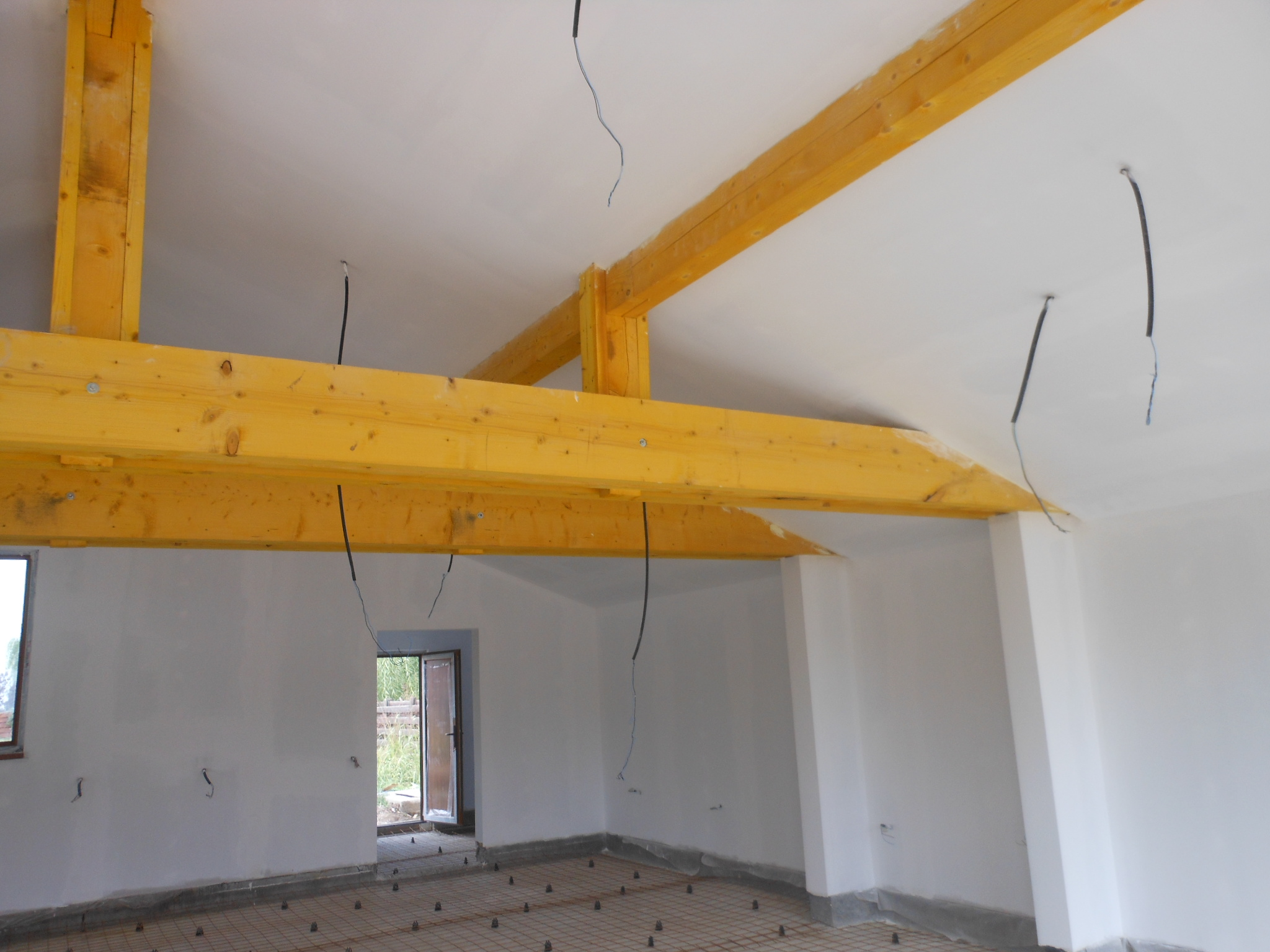 Structuri - case in constructie, constructii din lemn Compart srl - Poza 52