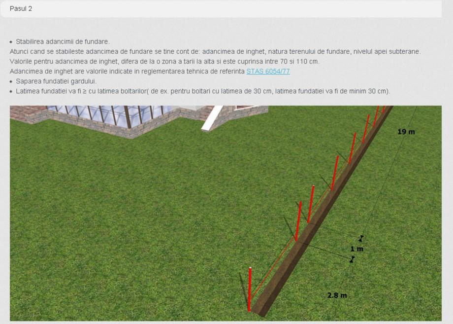 Pagina 2 - Detalii de montaj Prefabet Spalat Instructiuni montaj, utilizare Romana