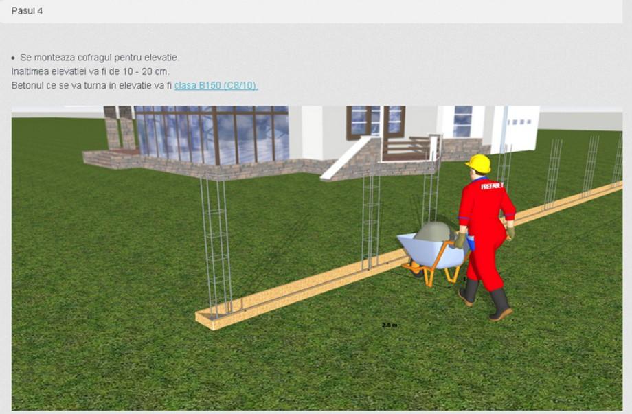 Pagina 4 - Detalii de montaj Prefabet Spalat Instructiuni montaj, utilizare Romana