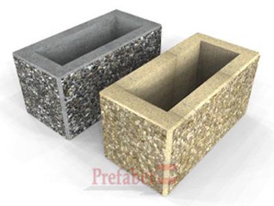 Prezentare produs Componente gard modular Prefabet - Poza 17