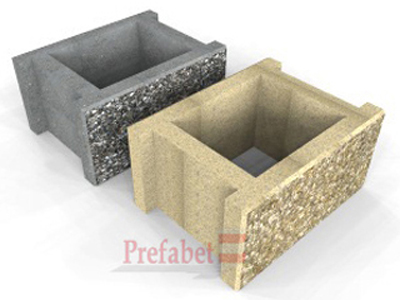 Prezentare produs Componente gard modular Prefabet - Poza 18