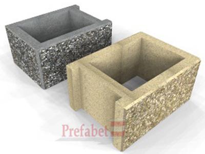 Prezentare produs Componente gard modular Prefabet - Poza 19