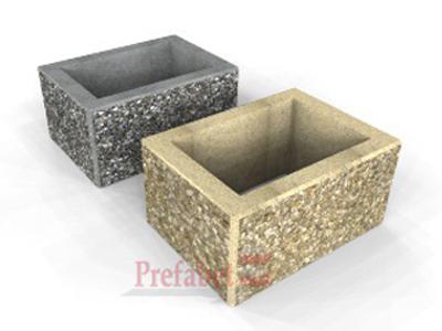 Prezentare produs Componente gard modular Prefabet - Poza 20