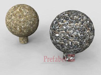 Prezentare produs Componente gard modular Prefabet - Poza 31