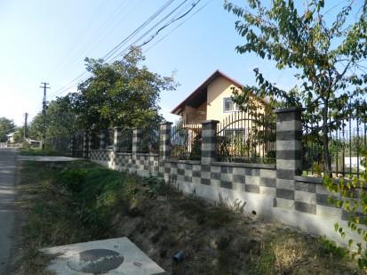 Gard Split alb/negru Split Gard modular