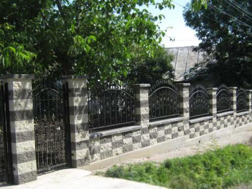 Lucrari, proiecte Gard modular Prefabet - Poza 46