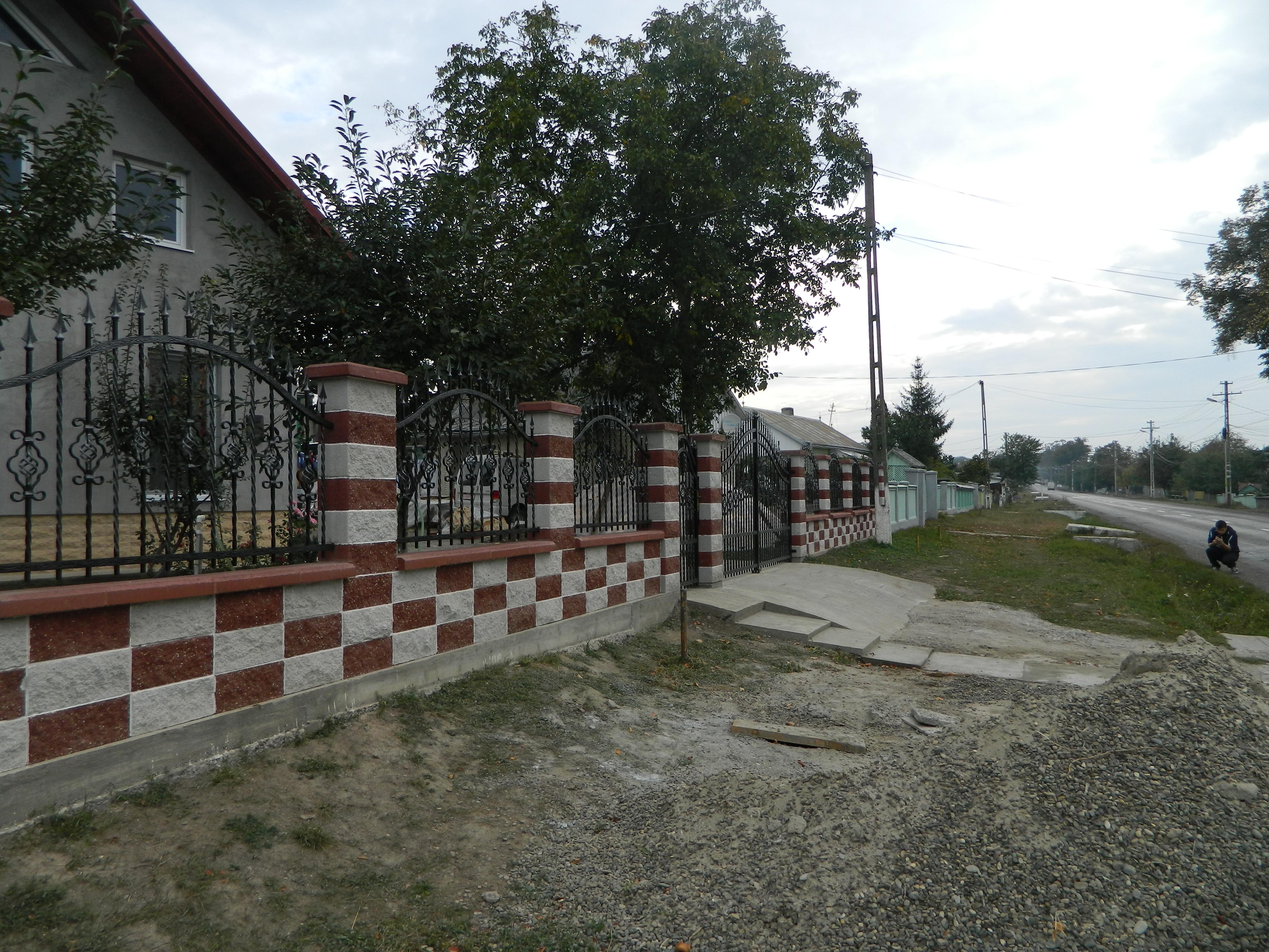 Gard modular Prefabet - Poza 49