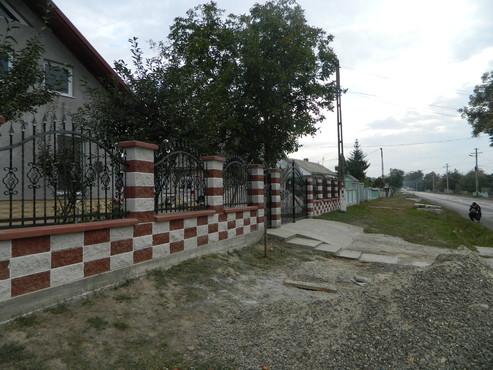Lucrari, proiecte Gard modular Prefabet - Poza 49