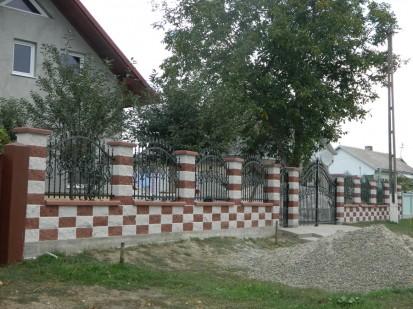 Gard Split rosu Split Gard modular
