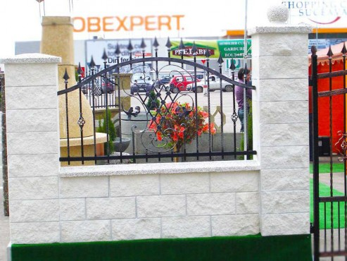 Lucrari, proiecte Gard modular Prefabet - Poza 51