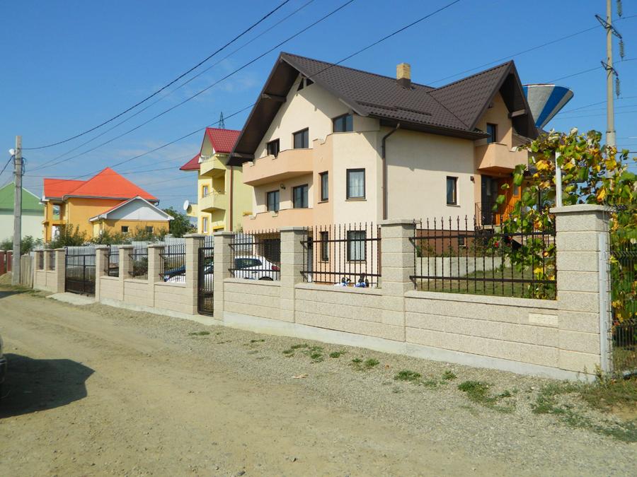 Gard modular din beton Prefabet - Poza 11