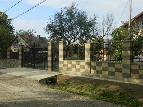 Lucrari, proiecte Gard modular din beton Prefabet - Poza 20