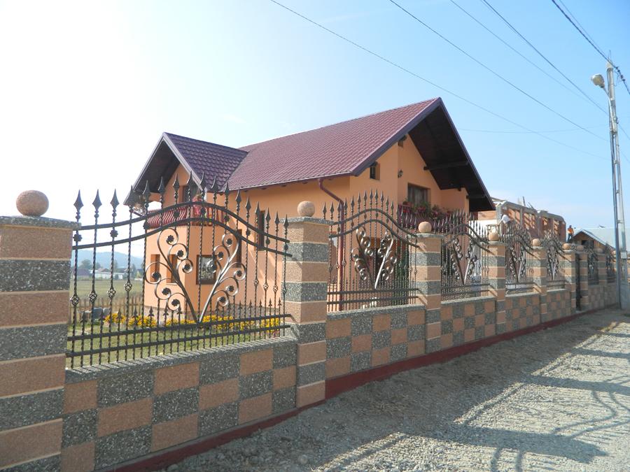 Gard modular din beton Prefabet - Poza 28