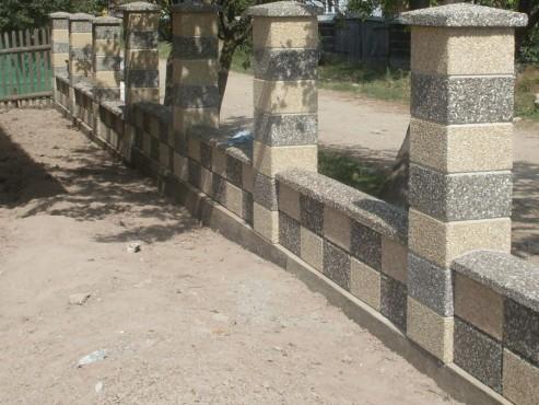 Lucrari, proiecte Gard modular din beton Prefabet - Poza 29