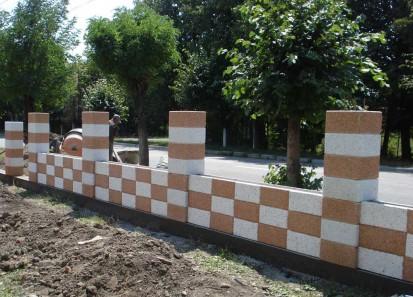 Stalpi gard Spalat Gard din beton