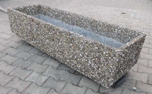 Prezentare produs Jardiniere din beton Prefabet - Poza 3