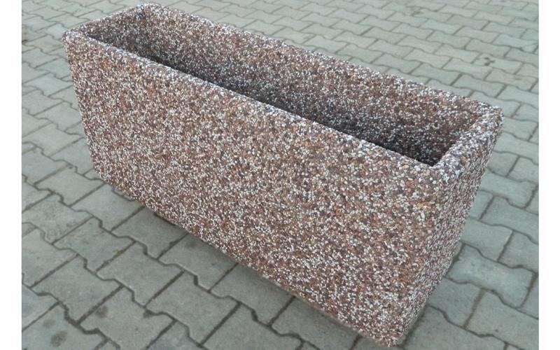 Jardiniere din beton Prefabet - Poza 5