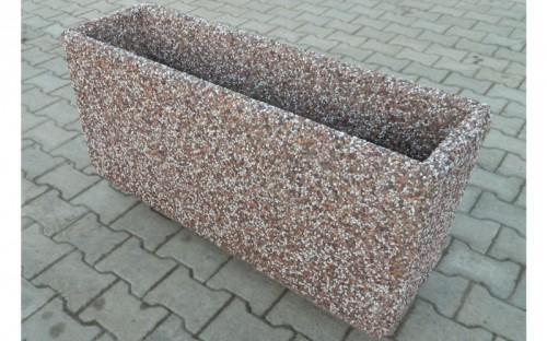 Prezentare produs Jardiniere din beton Prefabet - Poza 5