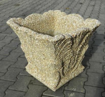 Ghivece din beton / Ghiveci Cairo