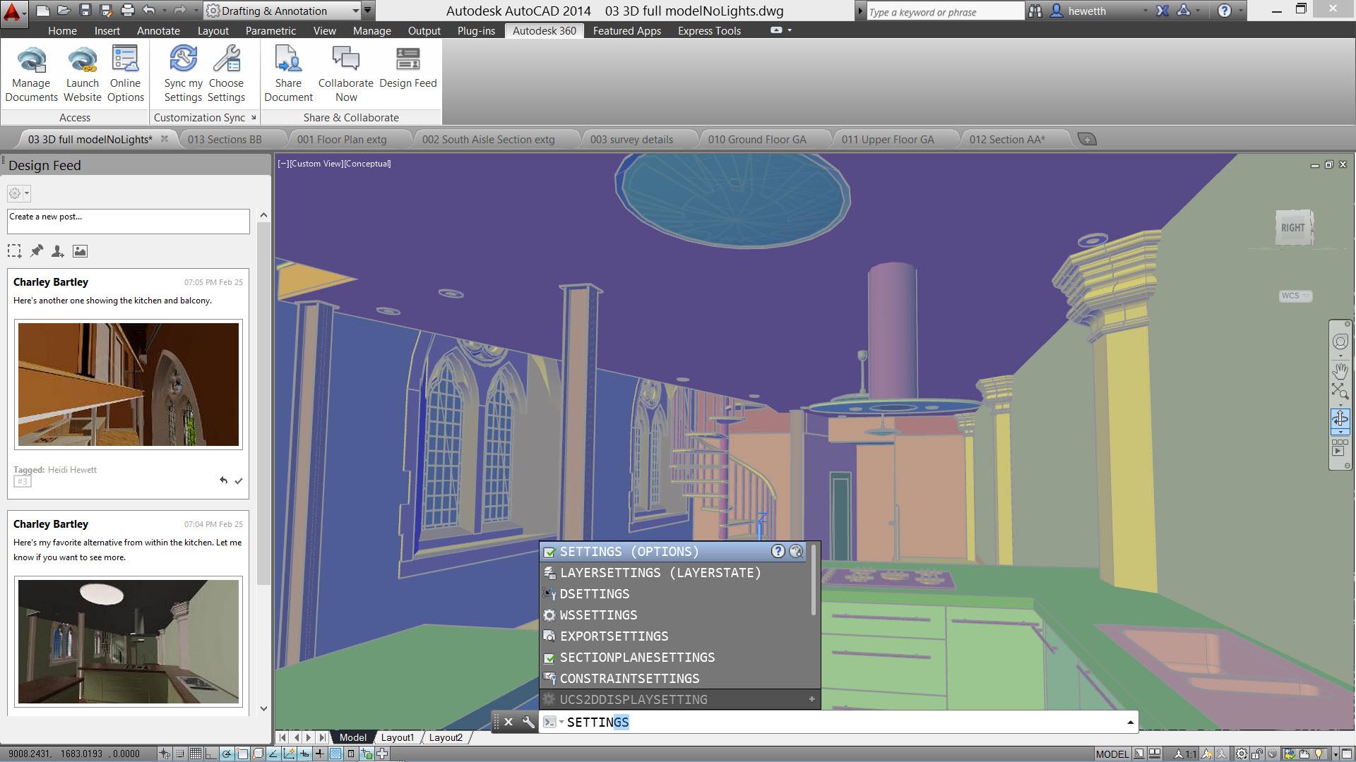 Software proiectare generala - Autodesk AutoCAD AUTODESK - Poza 1