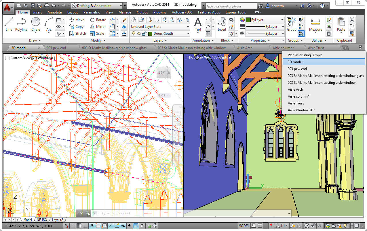 Software proiectare generala - Autodesk AutoCAD AUTODESK - Poza 8