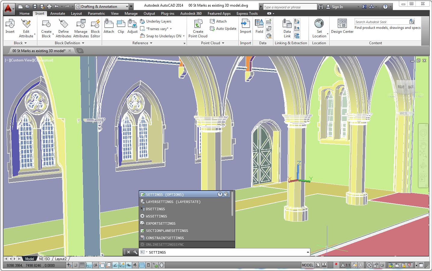 Software proiectare generala - Autodesk AutoCAD AUTODESK - Poza 10
