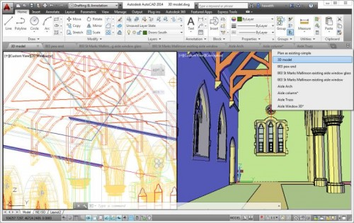 Software proiectare generala - Autodesk AutoCAD Design Suite AUTODESK - Poza 2